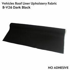 Foam Backing Headliner Fabric Repair&Retrofit&Refurbish Roof Liner Siezs&Colors