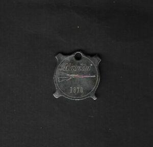 Vintage Marlin Firearms 1870 Cowboy Pocket Screwdriver