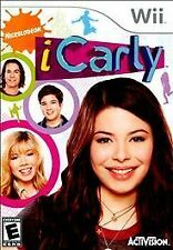 Nintendo Wii : iCarly VideoGames