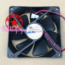 1PCS COOLTRON FD9225B12W11-R21 DC12V 5.64W 2wire Inverter cooling fan #M160B QL