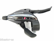Shimano St EF 65 7 Speeds right Lever shift 138 g without Cases