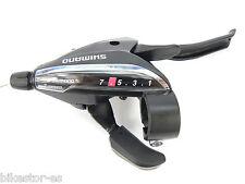 Shimano St EF 65  7 Velocidades derecha Maneta de Cambio 138 g sin Fundas