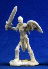 1 x SQUELETTE SWORD GUARDIAN - BONES REAPER figurine miniature jdr rpg skeleton