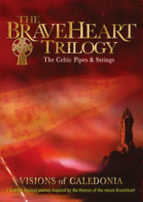 Celtic Pipes & Strings-Braveheart Trilogy, The   DVD NEW