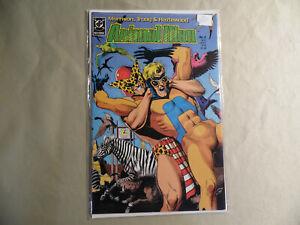 Animal Man #4 (DC 1988) Free Domestic Shipping