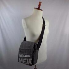 Robin Ruth RR City of Heidelberg Canvas Messenger Cross Body Bag Purse NWT