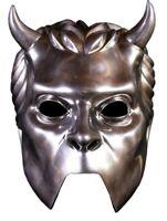 Ghost - Chrome Male Nameless Ghoul Mask-TTSJCGM101-TRICK OR TREAT STUDIOS