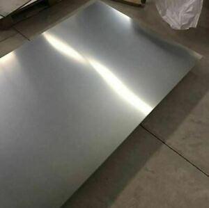 Titanblech 3.7035 2-3mm Grade 2 100mm-1000mm Platten Zuschnitt
