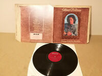 GILBERT O'SULLIVAN - A STRANGER IN MY OWN BACK YARD - VINYL LP RECORD