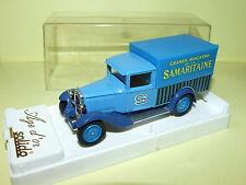 CITROEN C4F Grand Magazin SAMARITAINE SOLIDO 1/43