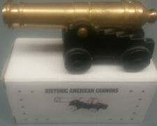 """24 POUNDER NAVAL CANNON 3"""" LONG 1 1/2"""" HIGH REPRODUCTION"""