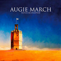 AUGIE MARCH Watch Me Disappear CD BRAND NEW