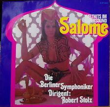 ROBERT STOLZ/DIE BERLINER SYMPHONIKER SALOME SEXY COVER GERMAN PRESS LP