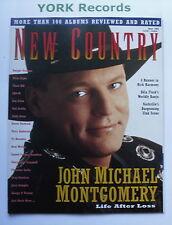 NEW COUNTRY MAGAZINE - June 1995 - John Michael Montgomery / 4 Runner