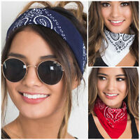 Fashion Women Hip-Hop Bicycle Motorcycle Headwear Bandana Scarf Magic Scarf 2016