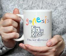 GENESIS The Last Domino Inspired UK Album TOUR 2021 - Music 80's 90 Coffee Mug