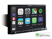 """Alpine X803D-U 8"""" Touch Screen Navigation with TomTom maps, compatible with Appl"""
