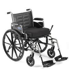 "24"" XL Extra Wide Large Seat width Invacare WHEELCHAIR (CUSHION SOLD SEPARATELY)"