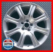 "JAGUAR XJ XJ8 2004 - 2009 OEM Factory Wheel DYNAMIC 18"" Rim 59744 SILVER #R"