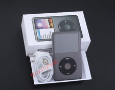 Black Apple iPod classic 7th Generation Black (120GB) (Lastest Model) & Warranty