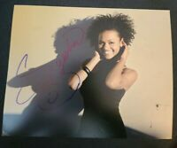 SYESHA MERCADO SIGNED 8X10 PHOTO AMERICAN IDOL W/COA+PROOF RARE WOW
