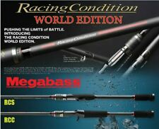 MEGABASS RACING CONDITION WORLD EDITION RCC-702MH Limited Casting Rod Japan