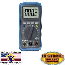Jensen Tools Jtm-69A True Rms Multimeter