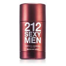 Carolina Herrera 212 Sexy Men Men Deodorant Stick 2.3 Oz /  75 Ml New