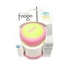 Thermos Foogo Vacuum Insulated Stainless Steel 10-Ounce Food Jar Pink Sealed New