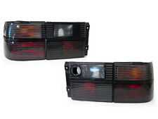 DEPO 4 Piece OE Euro Style Smoked Rear Tail Lights For 93-99 VW Jetta Mk3 3 III