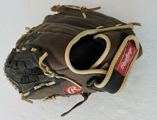 "New listing Rawlings RBG36BC 12 1/2"" Leather Shell Right Handed Throw Baseball Mitt Glove"