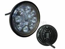 Tigerlights 24W LED Sealed Round Hi/Low Beam with Wired Cables, RE25126