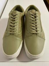 Vans Herren Schuhe Leder Boots Chapman Mid Herbst Winter 40 bis 46 Tan NEU | eBay