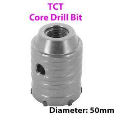 50mm (W) TCT Nucleo Drill Bit-FORO Circolare cutter-Per Muratura Cemento