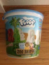 New Bucket of Floof Zoo Baby 9 Piece Molding Kit