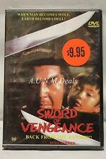 sword of vengeance widescreen ntsc import dvd English subtitle