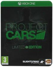 Project Cars (Microsoft Xbox One, 2015) Limited Edition Steelbook