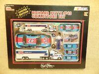 New 1991 Racing Champions 1:64 NASCAR Richard Petty Collector Set STP 43