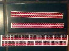WURLITZER JUKEBOX 1250 1400 1450 tray and popularity decals
