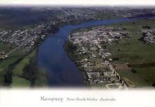 Australia-Kempsey-Aerial View with Macleay River-Env. 2000