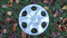 """HONDA JAZZ 14"""" Inch Wheel Trim/Hub Cap Genuine x1 44733 SAAN010 44733SAAN010"""