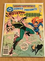 DC Comics Presents #20 1980 Bronze Age DC Comic Very Fine Confirion