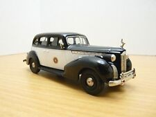 Rextoys 1940 Packard Super Eight 8 Police California Highway Patrol France
