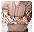 High Quality Lot 6 Pcs Temporary Fake Slip On Tattoo Arm Sleeves Kit Stockings