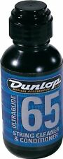 Jim Dunlop 6582 Ultraglide 65 String Conditioner 2oz. for GUITARS