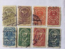 Austria Nice Stamps Lot 21