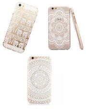 Étuis, housses et coques Bumper Apple en silicone, caoutchouc, gel pour téléphone mobile et assistant personnel (PDA)