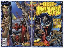 RISE OF APOCALYPSE #2 (MT/NM+ 9.8) MINT 1996 ORIGIN STORY X-MEN MARVEL WOLVERINE