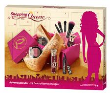 Shopping Queen Beauty Adventskalender Kosmetik Make-up Advent 24 Türchen
