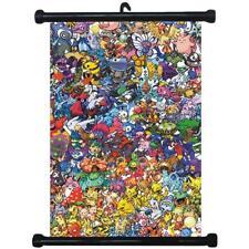sp211593 Pokemon Japan Anime Home Décor Wall Scroll Poster 21 x 30cm